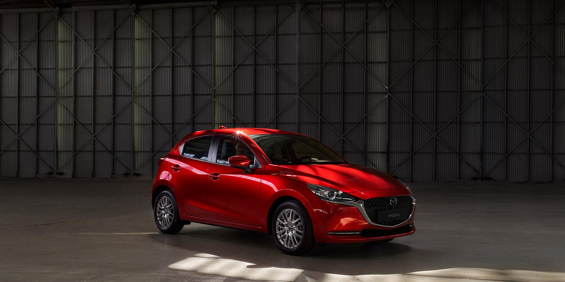 Mazda2 - Drittelfinanzierung