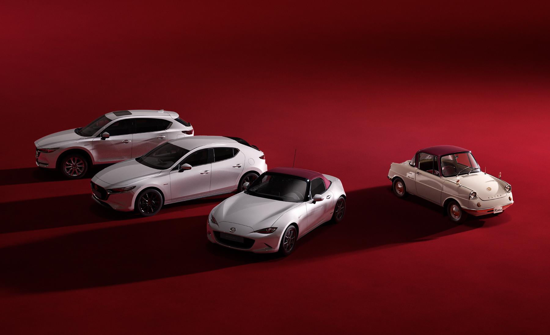 Mazda Jahrhundertwochen